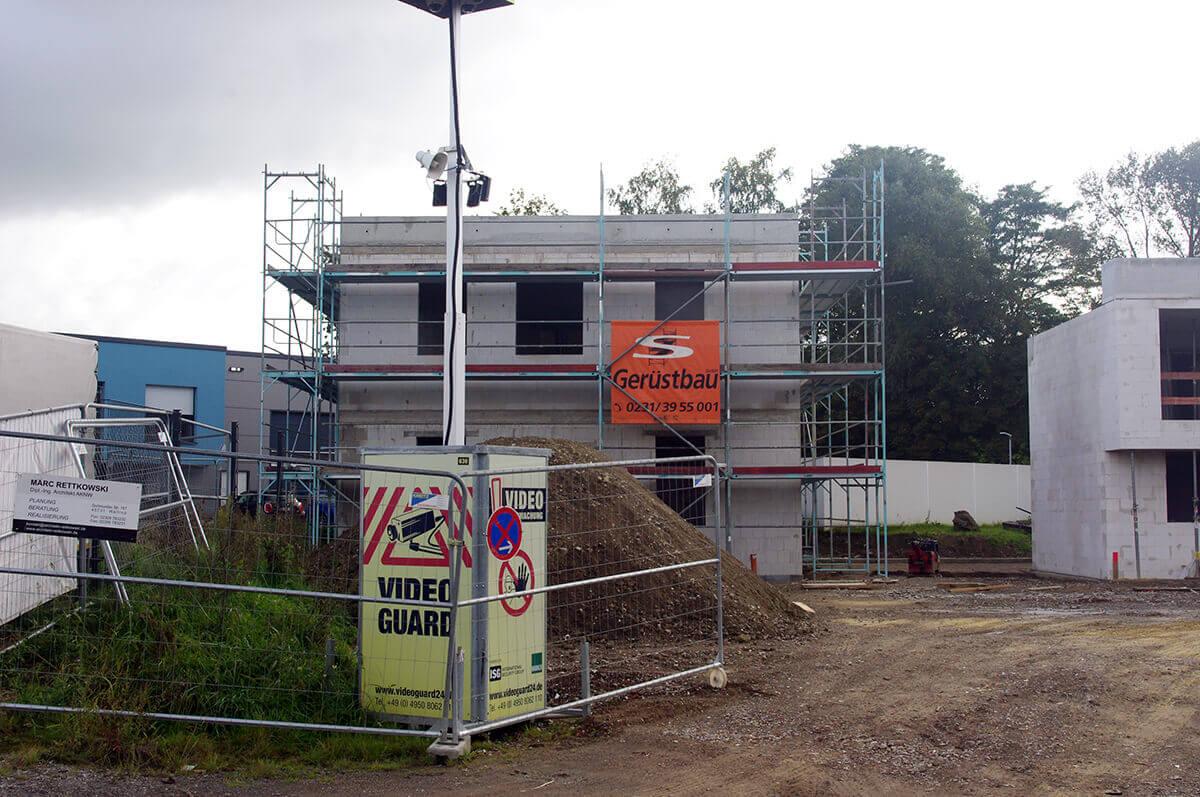 Neue Hallen ab 2022